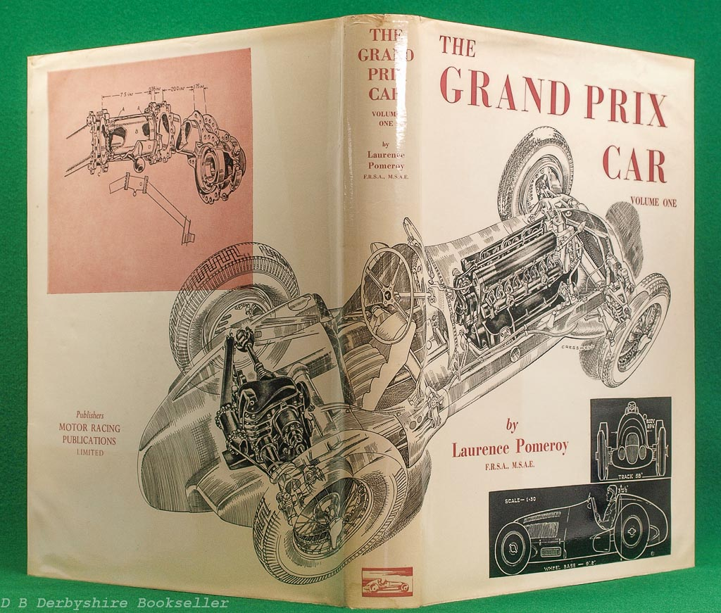 The Grand Prix Car   Laurence Pomeroy