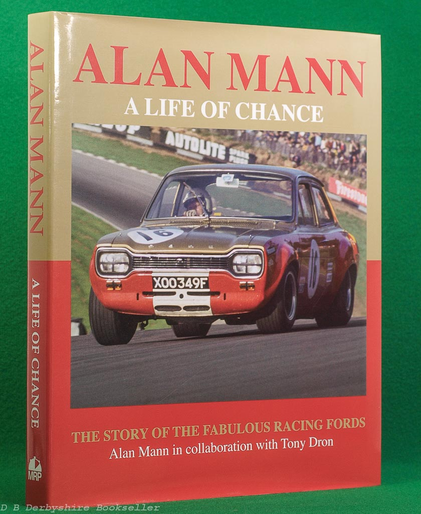 Alan Mann | A Life of Chance (MRP, 2012) | Racing Fords
