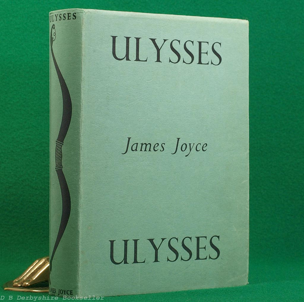 Ulysses | James Joyce | Bodley Head, 1952