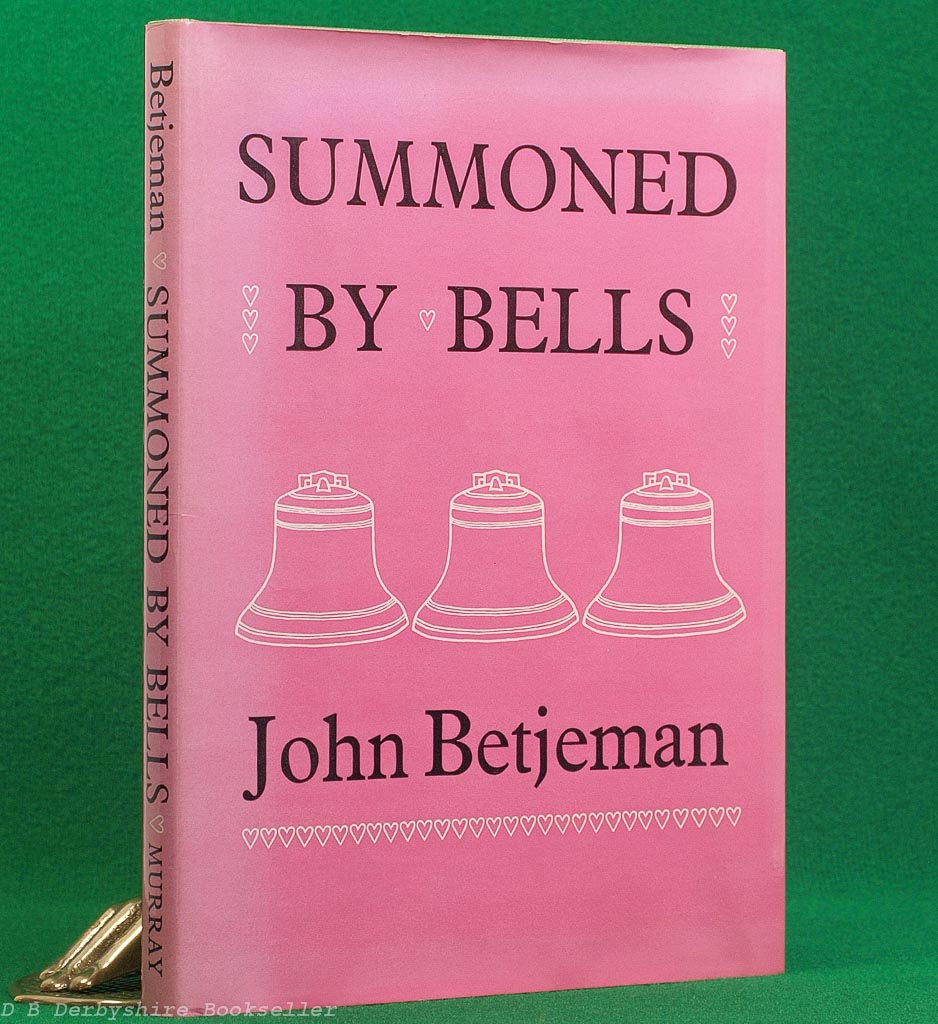 Summoned Bells | John Betjeman | reprint 1974