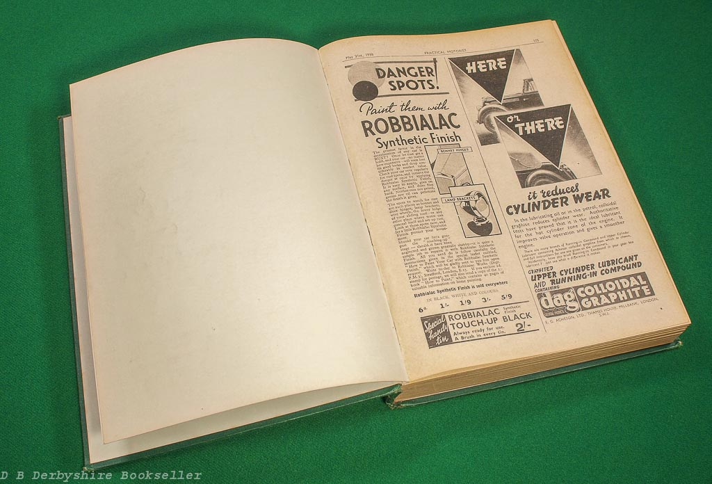 Practical Motorist Magazine | Volume 9 | 1938 | George Newnes