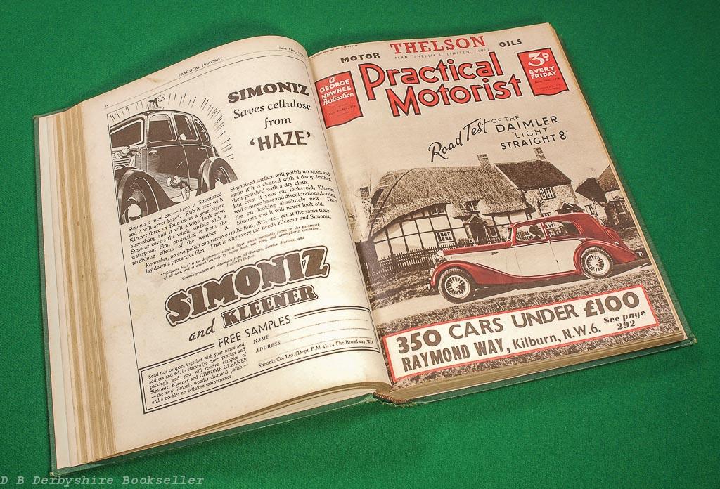 Practical Motorist | Newnes, 1938 | Magazine