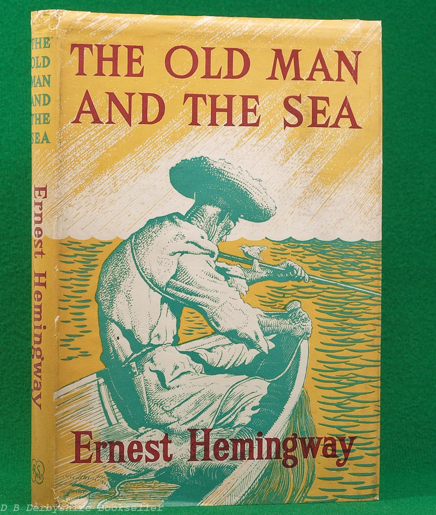 The Old Man and the Sea by Ernest Hemingway (Reprint Society, 1953)
