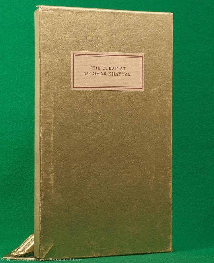 Rubaiyat of Omar Khayyam (Folio Society, 1970)   Virgil Burnett