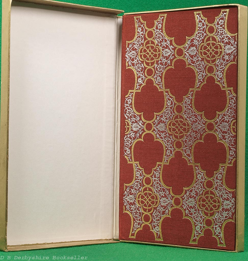 Rubaiyat of Omar Khayyam | Folio Society, 1970