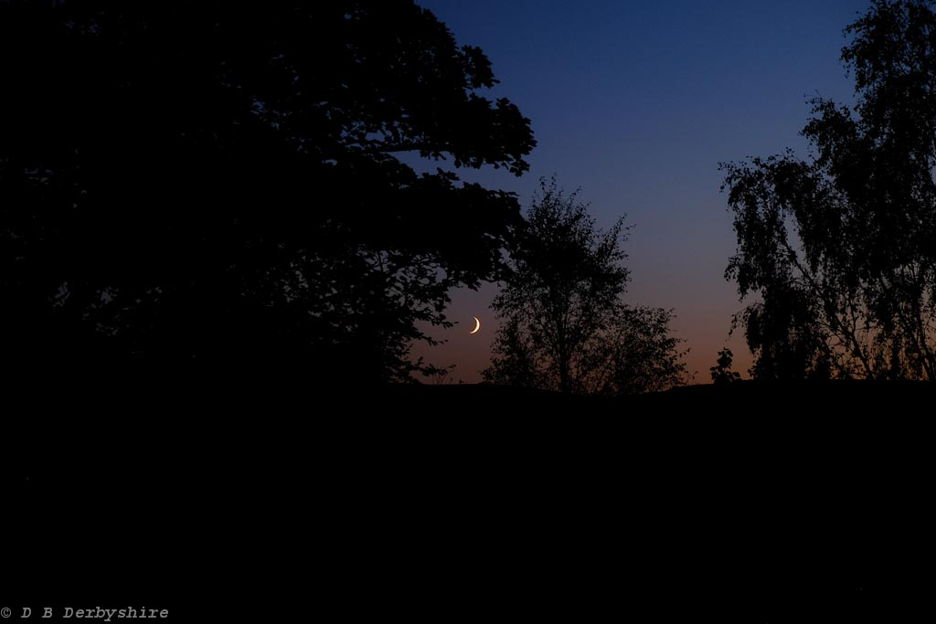 Moonrise | Stacksteads | 20 September 2020