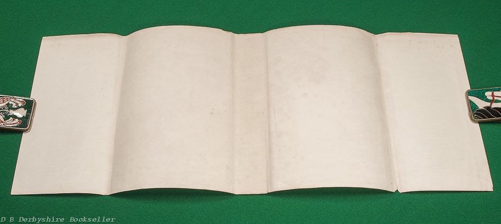 The Ship of Adventure | Enid Blyton | Macmillan, reprint 1958 | with dustwrapper