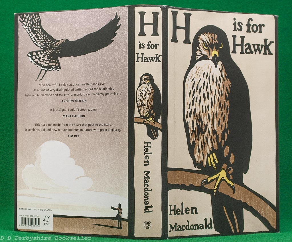 H is for Hawk | Helen Macdonald | Jonathan Cape, 1st edition 2014