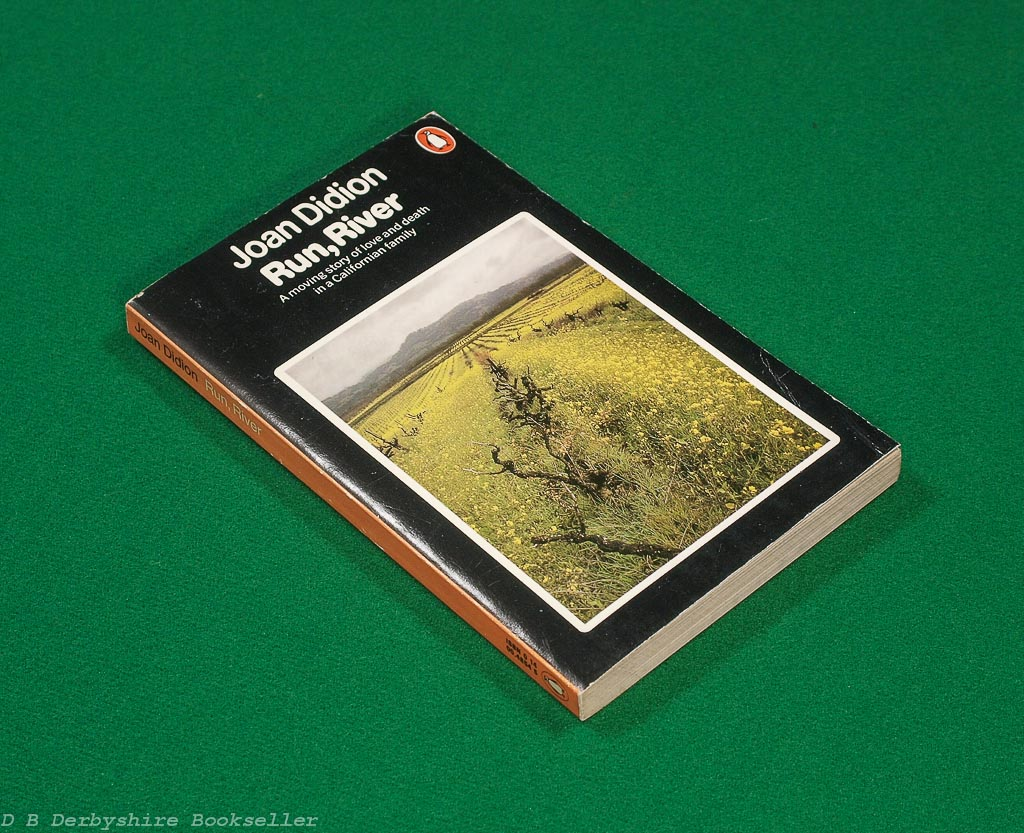 Run, River by Joan Didion (Penguin, 1979)