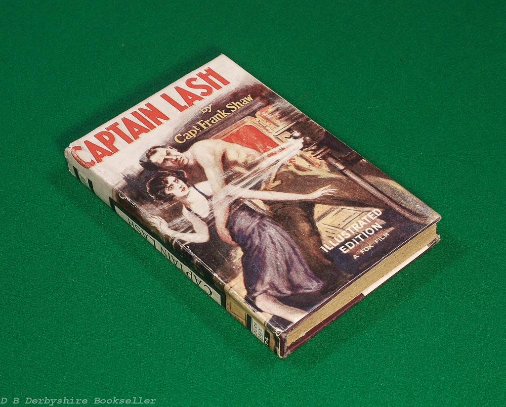 Captain Lash | Readers Library, circa 1929 | Fox Film