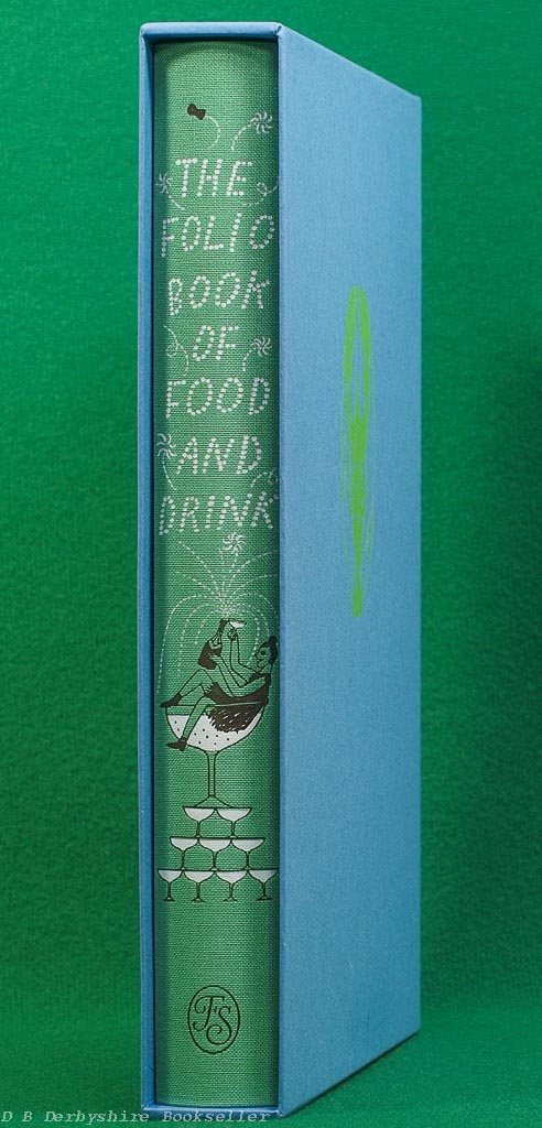 The Folio Book of Food and Drink | The Folio Society, 2017