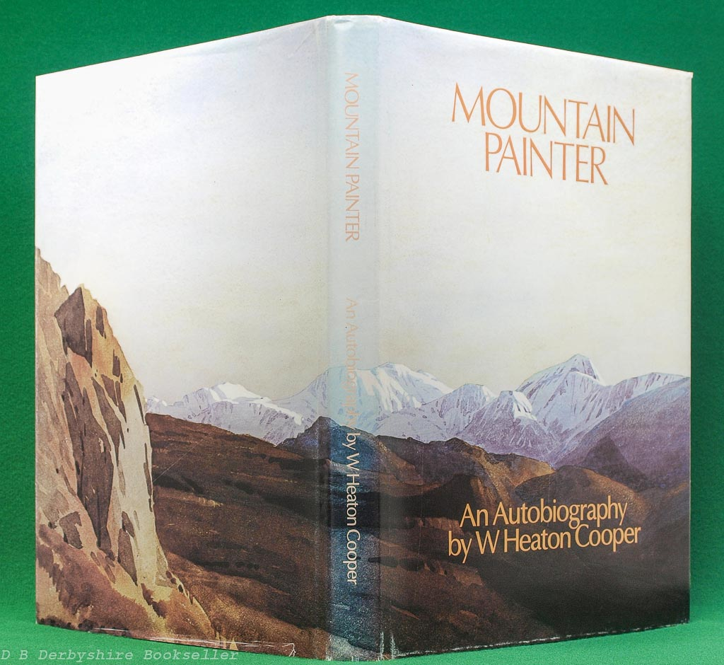 Mountain Painter | W Heaton Cooper | Signed