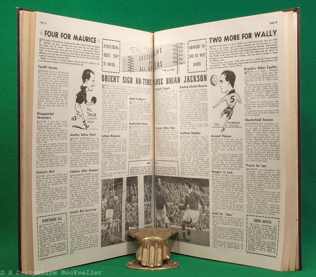 Sport | The National Sporting Magazine | Volume 12 | August 1950 - January 1951