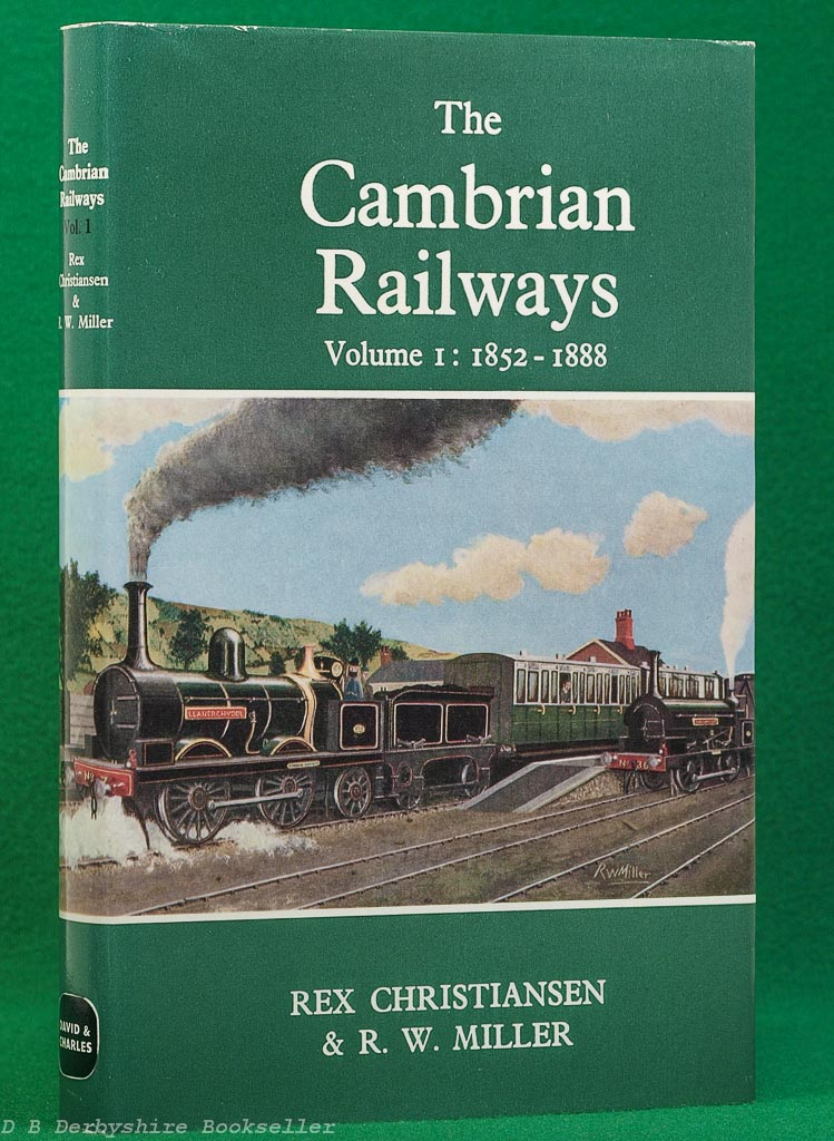 The Cambrian Railways by Rex Christiansen and R W Miller (David & Charles, 1971)