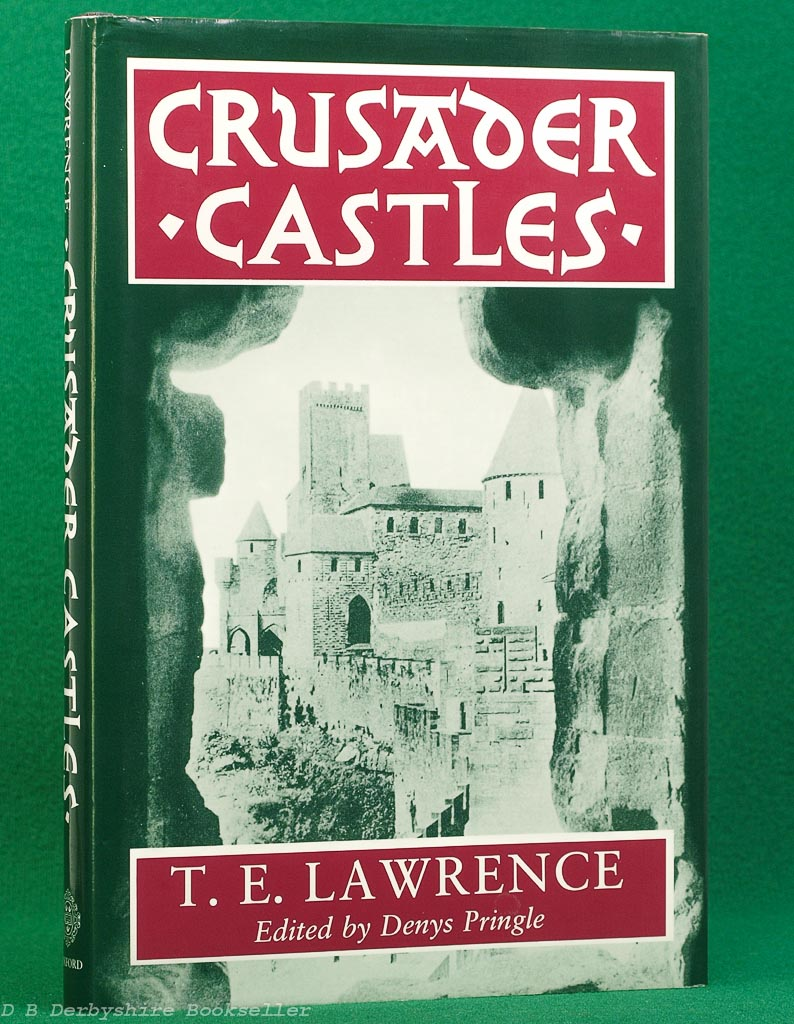 Crusader Castles by T. E. Lawrence | 1990
