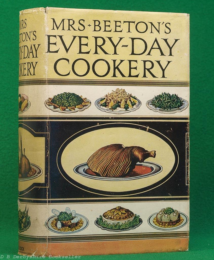 Mrs Beeton's Everyday Cookery (Ward Lock, circa 1950)