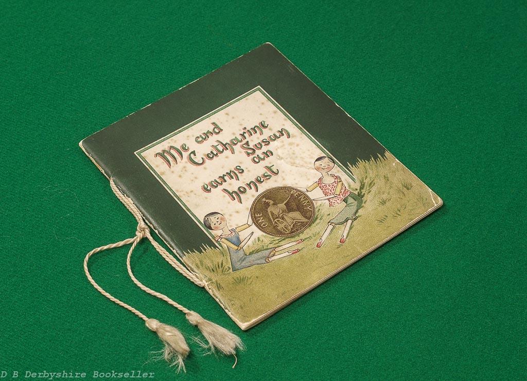Me and Catharine Susan earns an honest penny | Kathleen Ainslie | [1907]