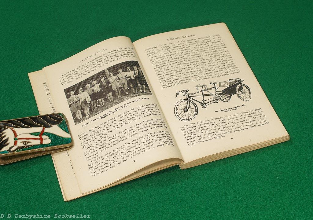 Cycling Manual 1943 | Temple Press