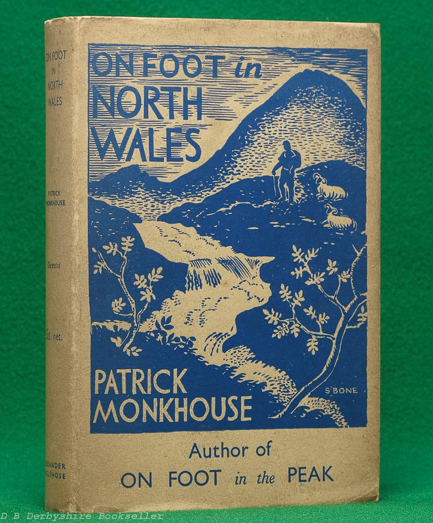 On Foot in North Wales (Alexander Maclehose, 1934)