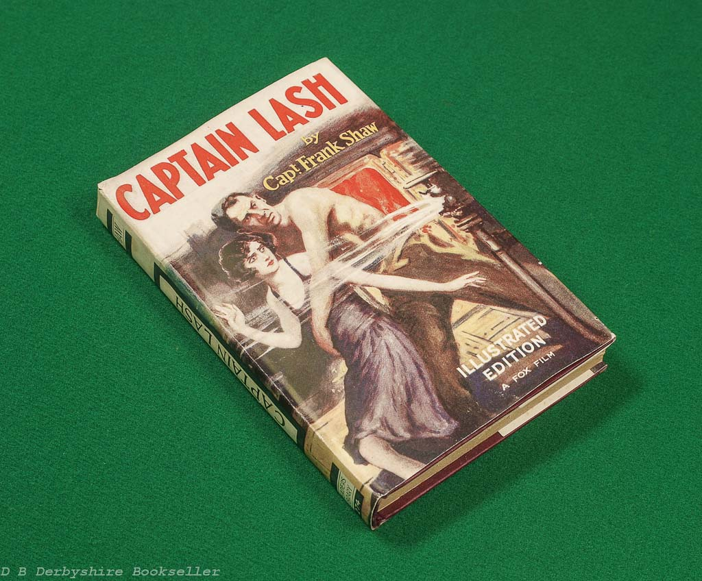 Captain Lash (Readers Library, circa 1929) A Fox Film