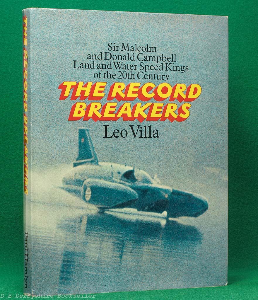 The Record Breakers by Leo Villa and Tony Gray (Paul Hamlyn, 1969) | Signed