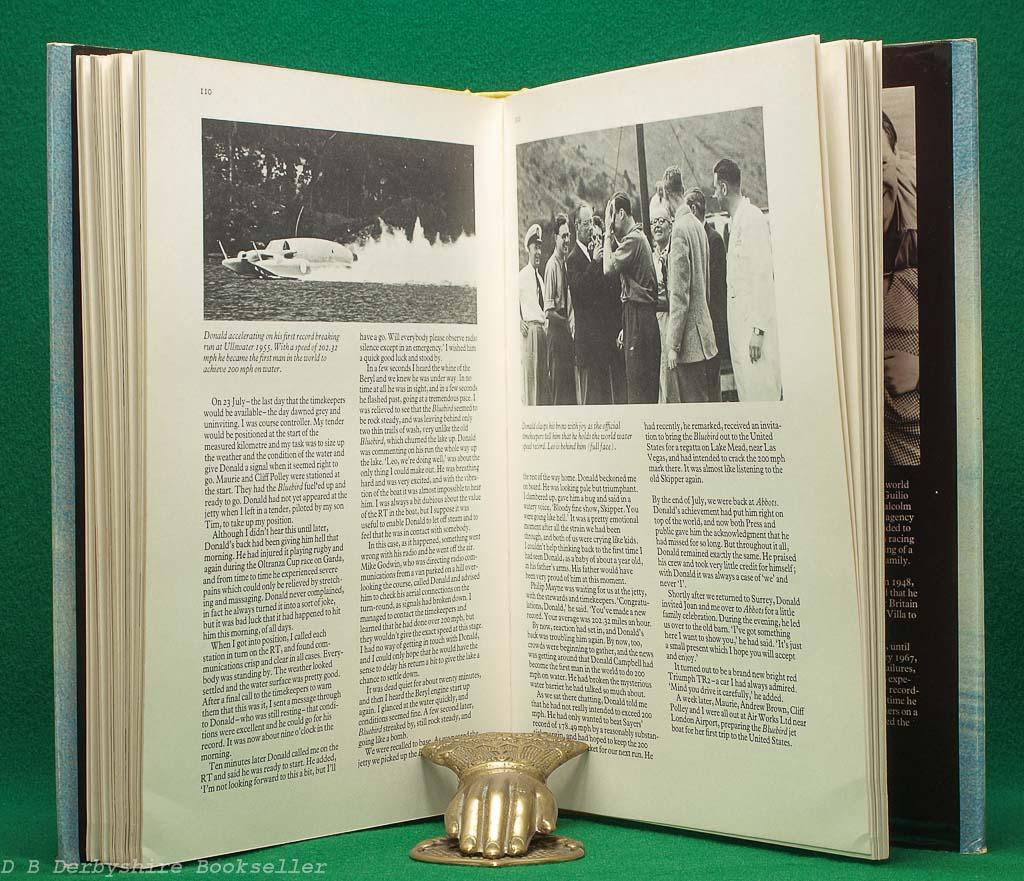 The Record Breakers | Leo Villa and Tony Gray | Paul Hamlyn, 1st edition 1969 | Signed by Leo Villa