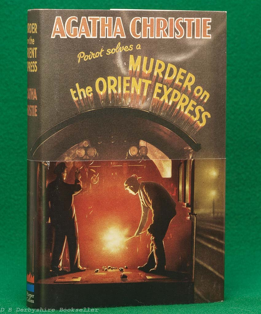 Murder on the Orient Express | Agatha Christie | Harper Collins, 2006 | facsimile edition