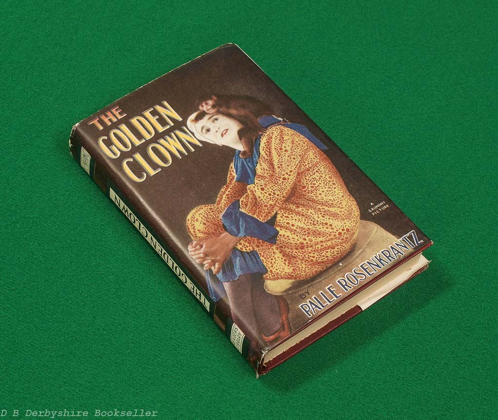 The Golden Clown (The Readers Library, [1927]) | film tie-in novel