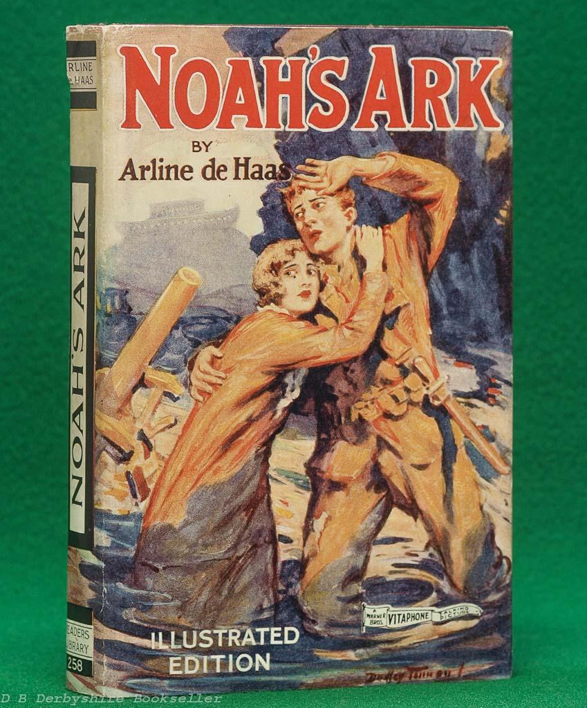 Noah's Ark | Darryl Francis Zanuck | Readers Library, [1929] | novelised by Arline de Haas