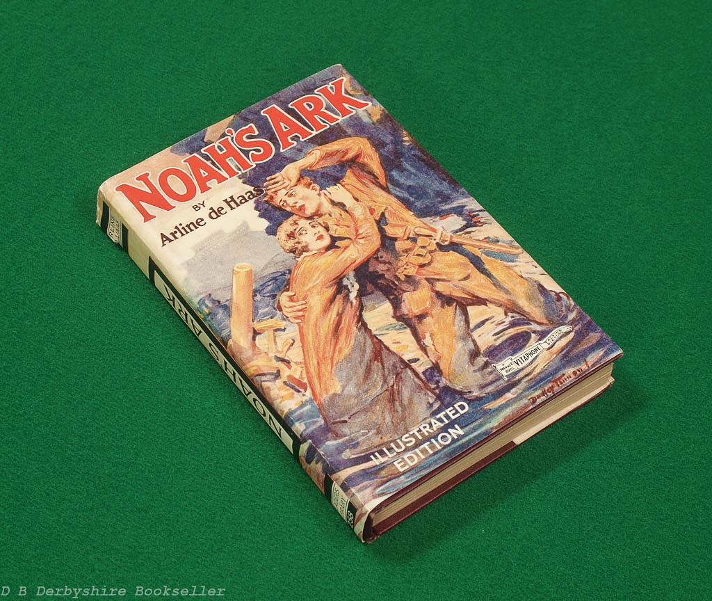 Noah's Ark (The Readers Library, [1929]) | film tie-in
