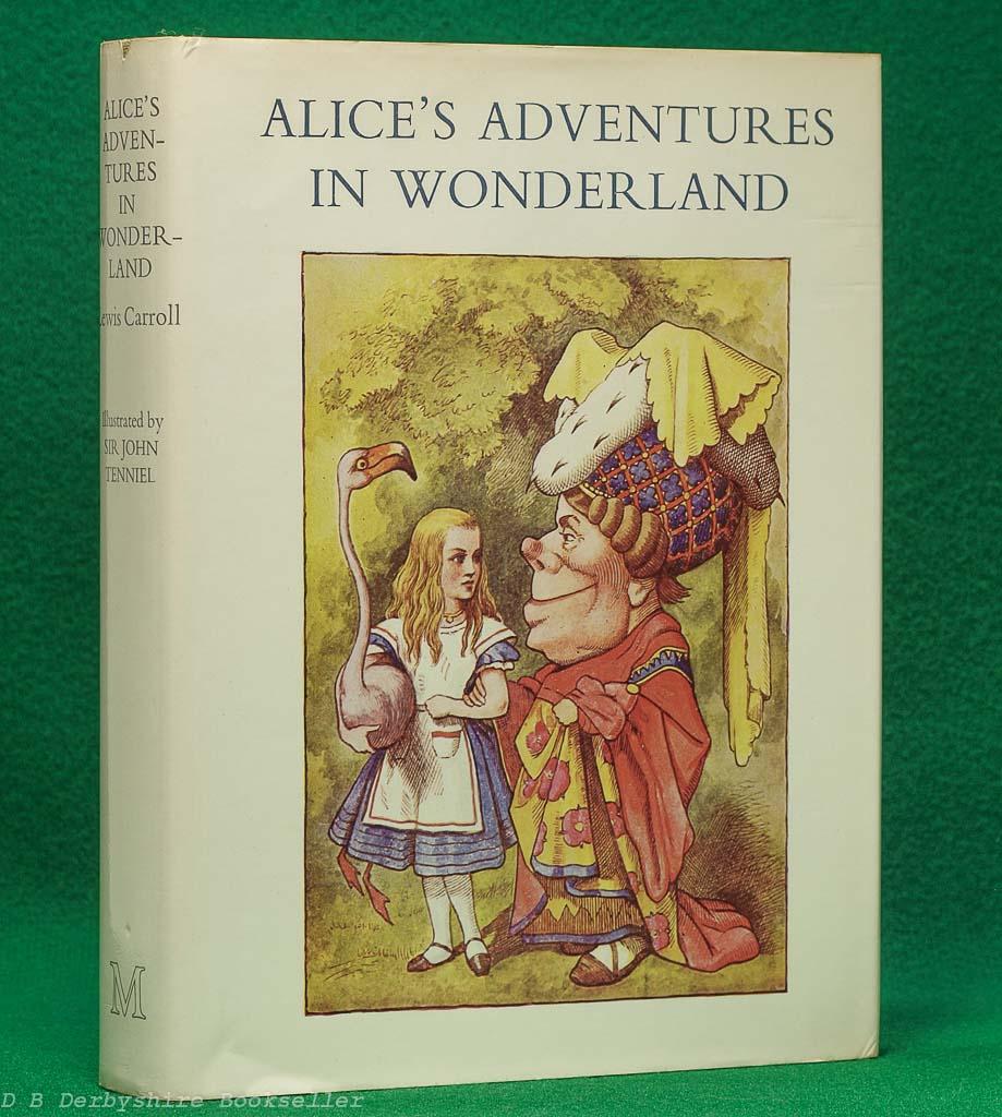 Alice's Adventures in Wonderland by Lewis Carroll (Macmillan, 1978)