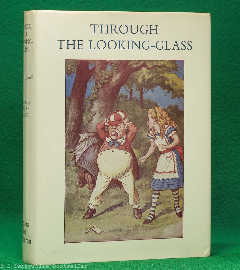 Through the Looking-Glass by Lewis Carroll (Macmillan, 1978)