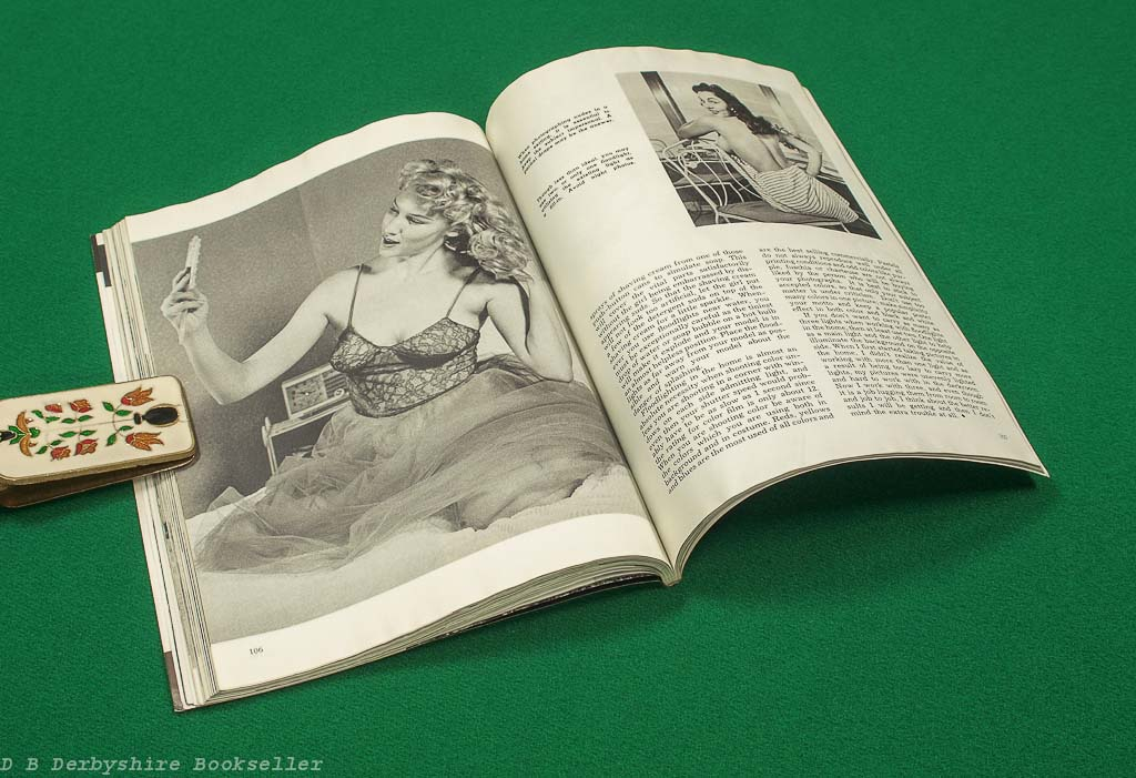 Photographing the Female Figure | Bunny Yeager | Fawcett, 1st edition 1957 | Bettie Page | Glamour Photography