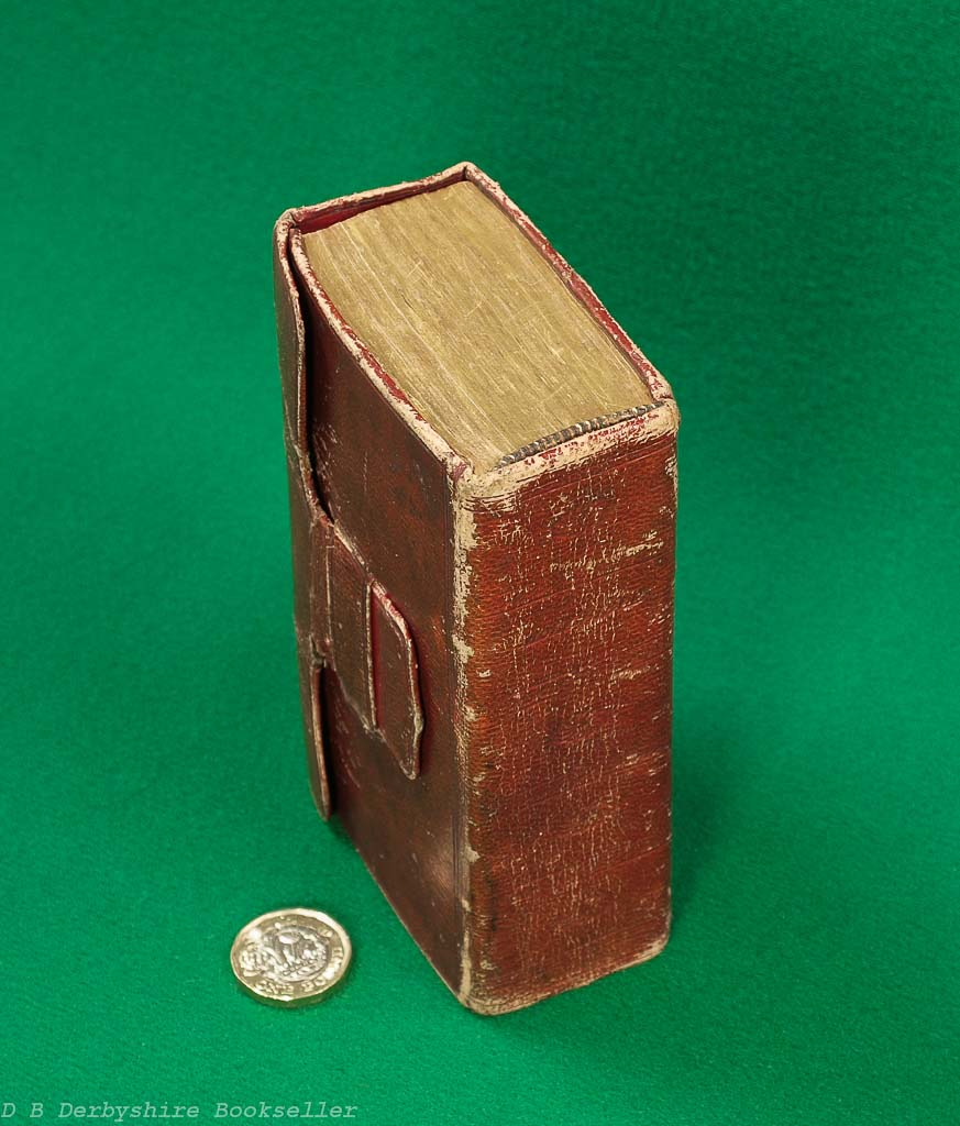 Holy Bible | 1810 | Leather Pocket Bible