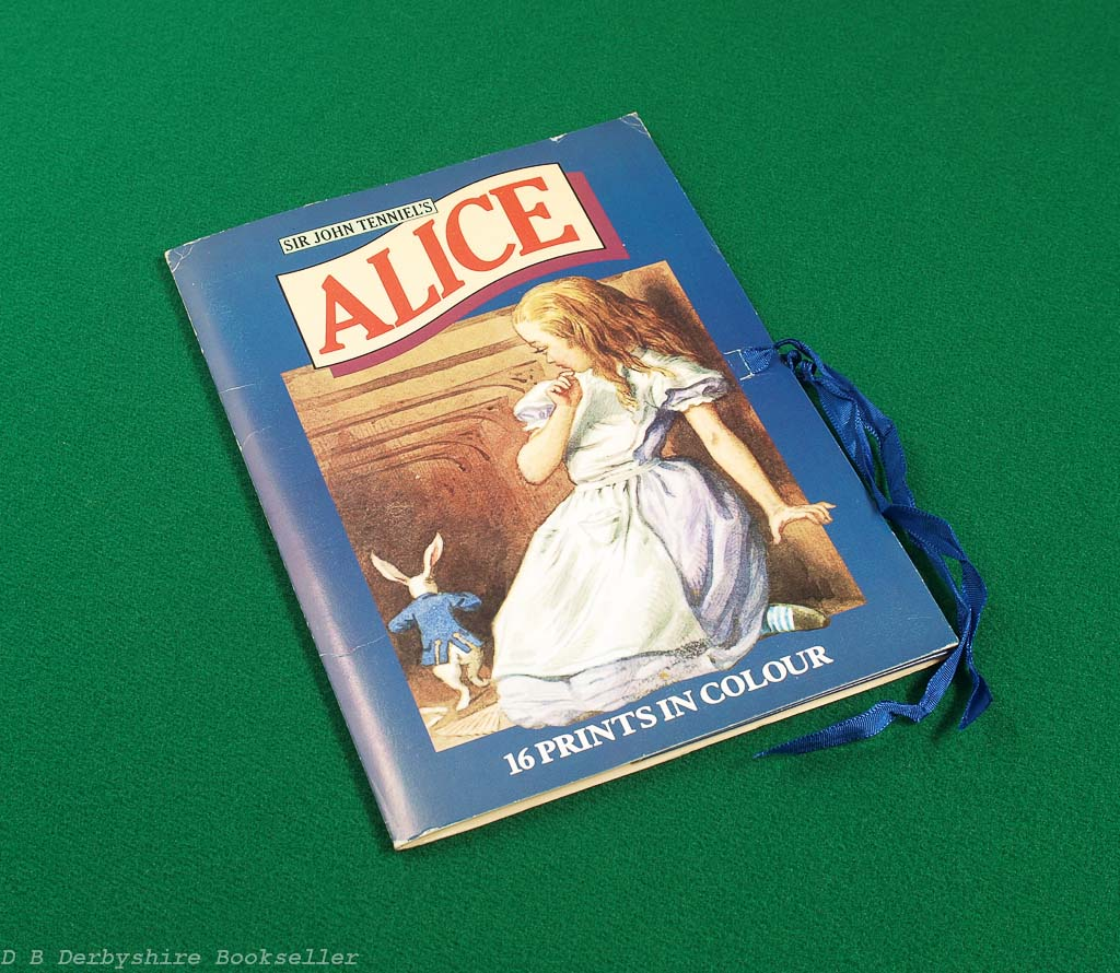 John Tenniel's Alice | Sixteen Colour Prints in Folder