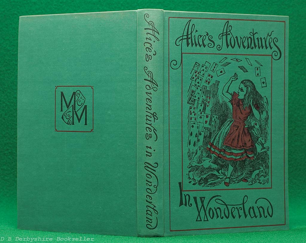Alice's Adventures in Wonderland | Lewis Carroll Macmillan, 1952 | illustrated by John Tenniel