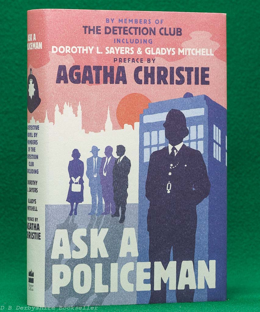 Ask a Policeman by Members of The Detection Club (HarperCollins, 2012)