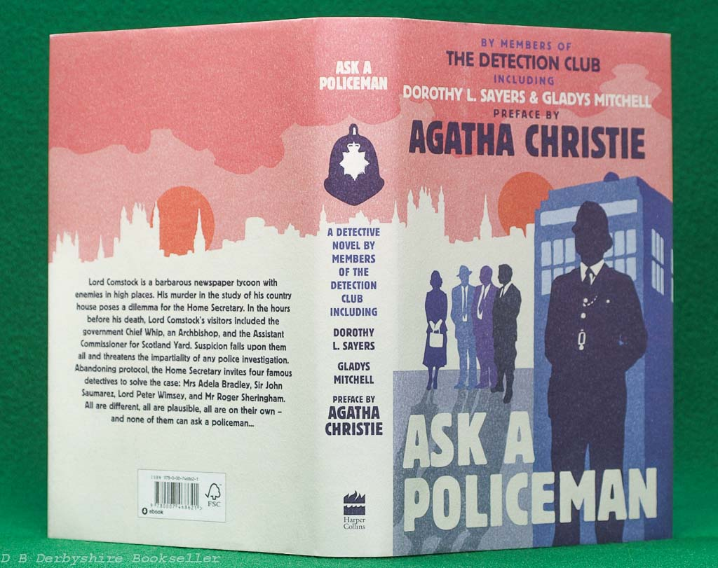 Ask a Policeman | by Members of The Detection Club | HarperCollins, 2012 | 80th Anniversary Edition