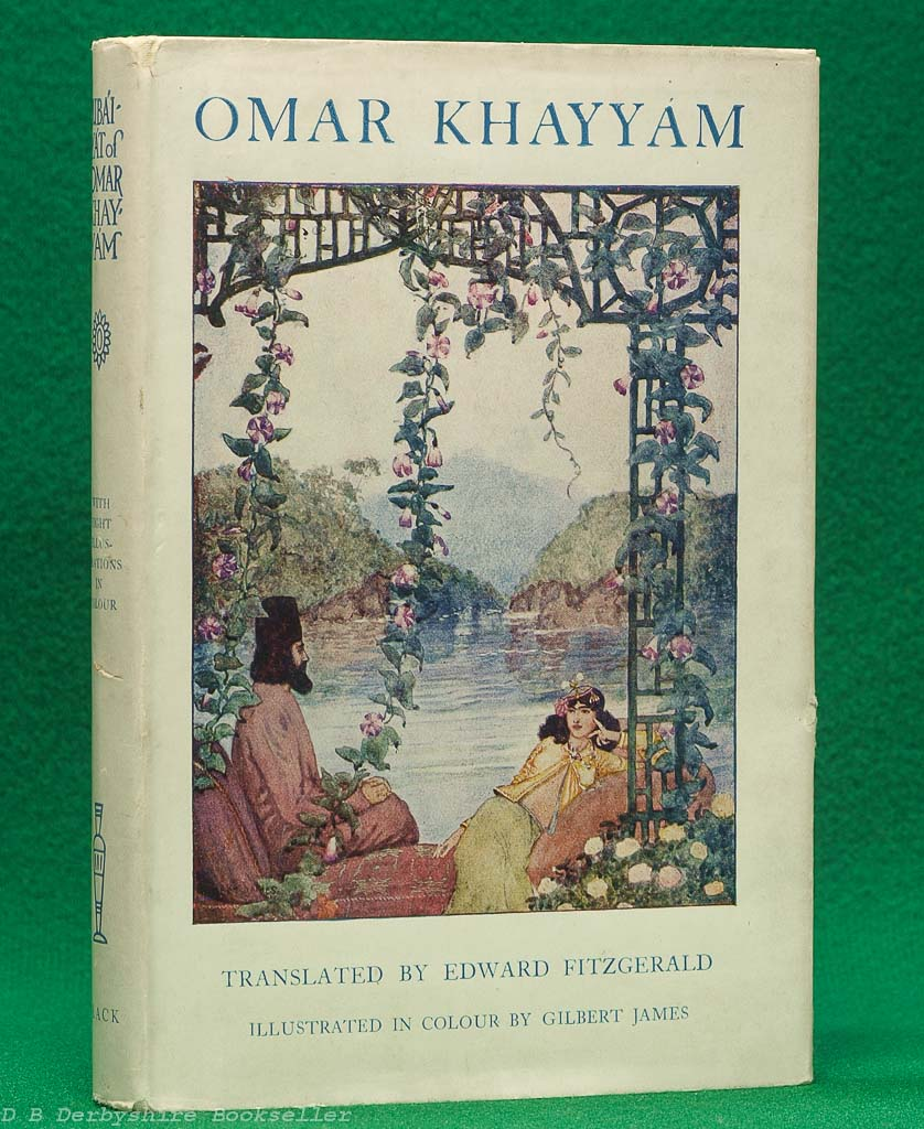 Rubaiyat of Omar Khayyam (A. & C. Black, 1946) | Gilbert James