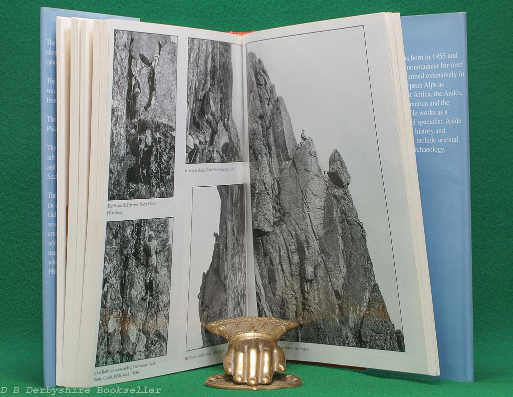 Wasdale Climbing Book | Michael Cocker | The Ernest Press, 1st edition 2006 | Signed Limited Edition #134/150