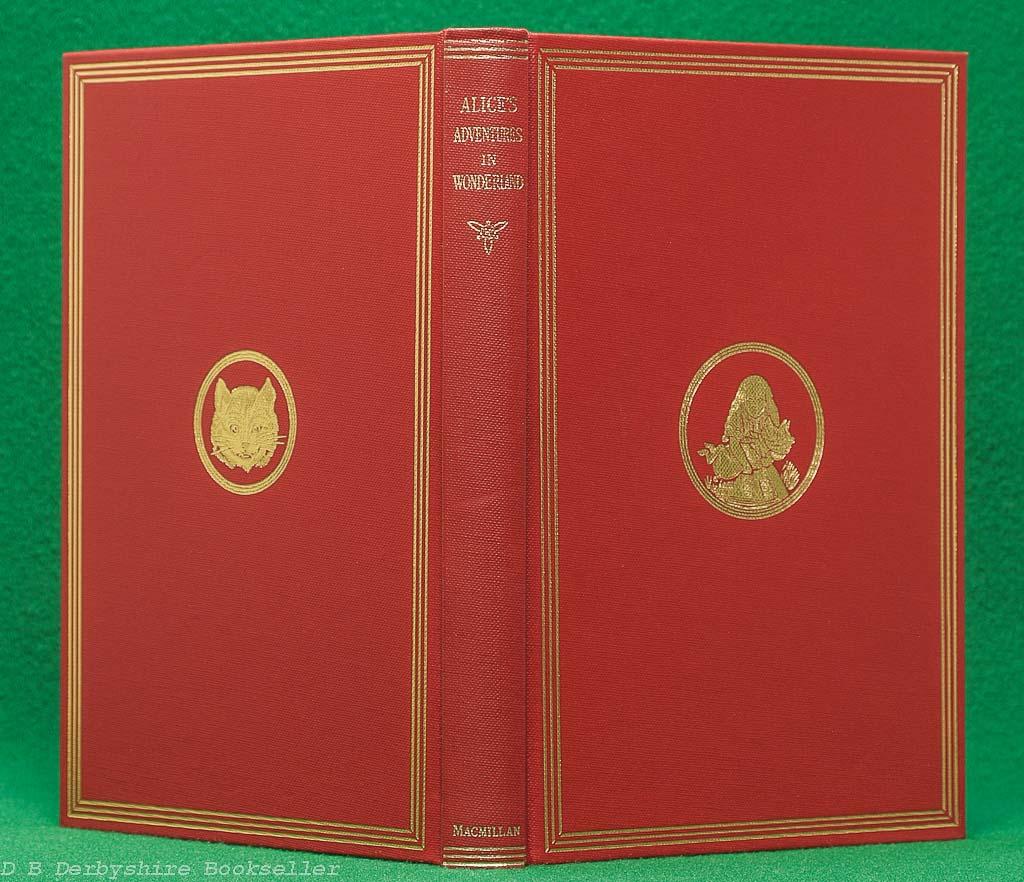 Alice's Adventures in Wonderland | Lewis Carroll | Macmillan, facsimile 1984 | Cloth Binding in Slipcase