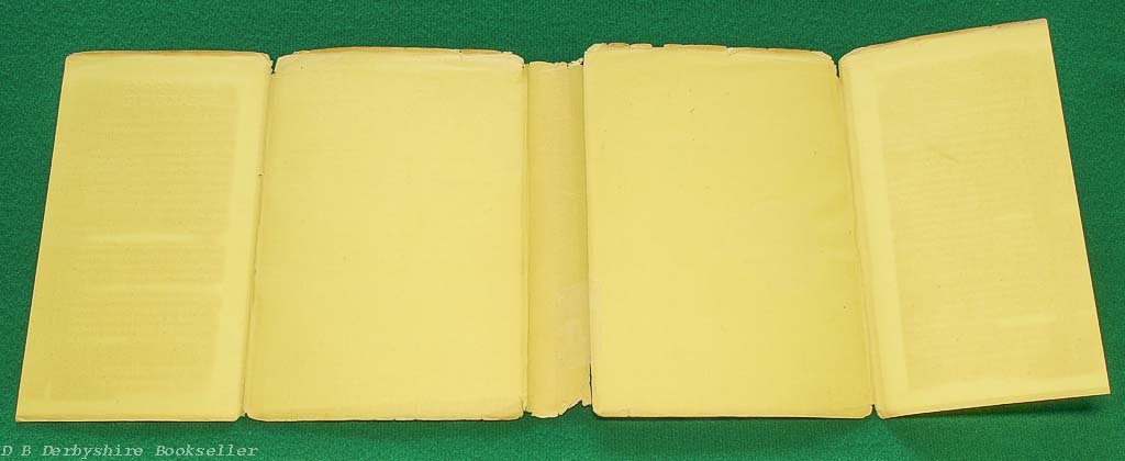 The Book of Breakfasts | F. Marian McNeill | Alexander Maclehose, 1932 | with dustwrapper