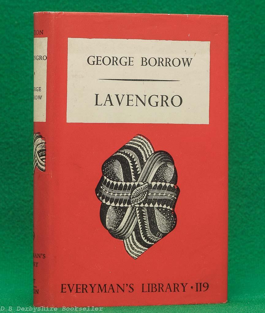 Lavengro   George Borrow   Everyman's Library 119
