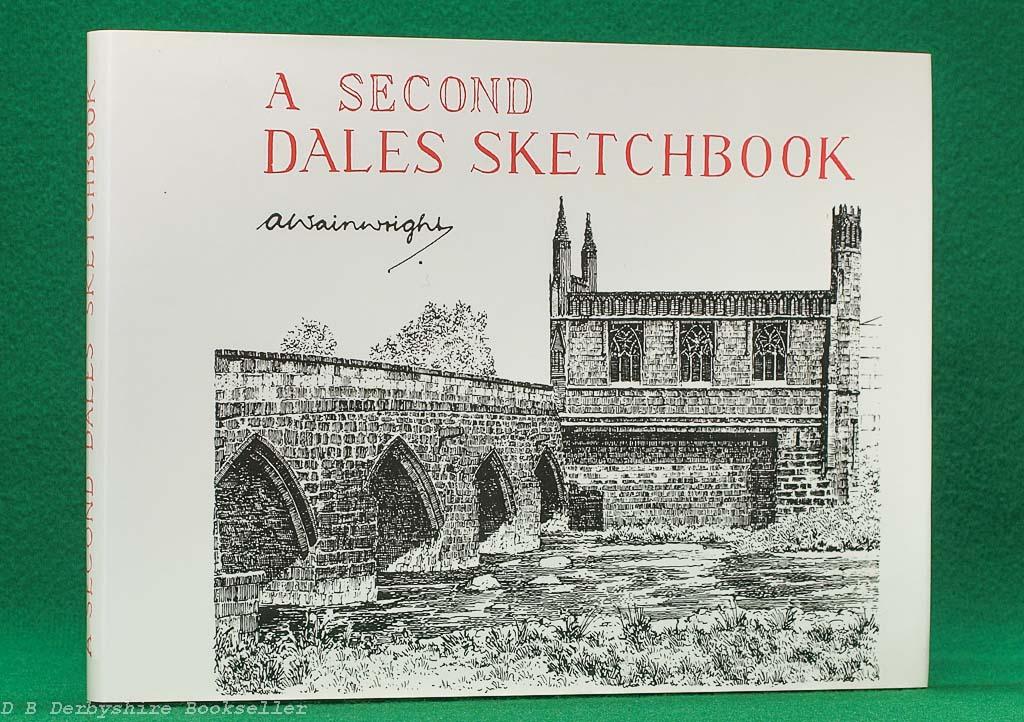A Second Dales Sketchbook | A. Wainwright | Westmorland Gazette, [reprint] circa 1980s/90s