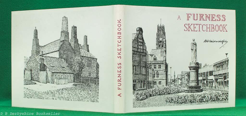 A Furness Sketchbook | A. Wainwright | Westmorland Gazette, [reprint] circa 1980s/90s
