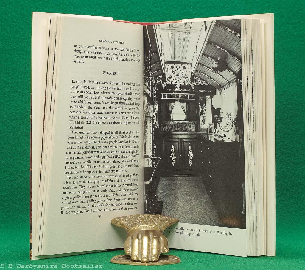 The English Gypsy Caravan | C. H. Ward-Jackson and Denis E. Harvey | David & Charles, 1st edition 1972