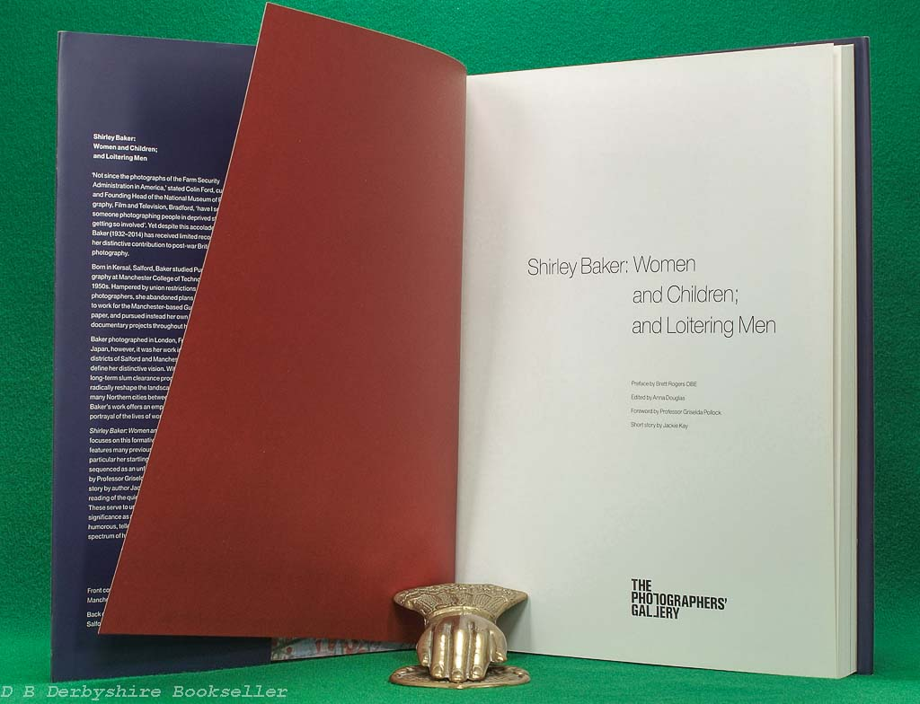 Shirley Baker: Women and Children; and Loitering Men   The Photographer's Gallery, [First Edition] 2015