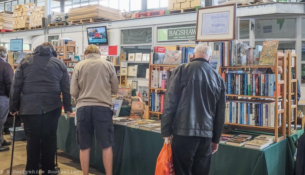 Bakewell Book Fair   19 August 2017