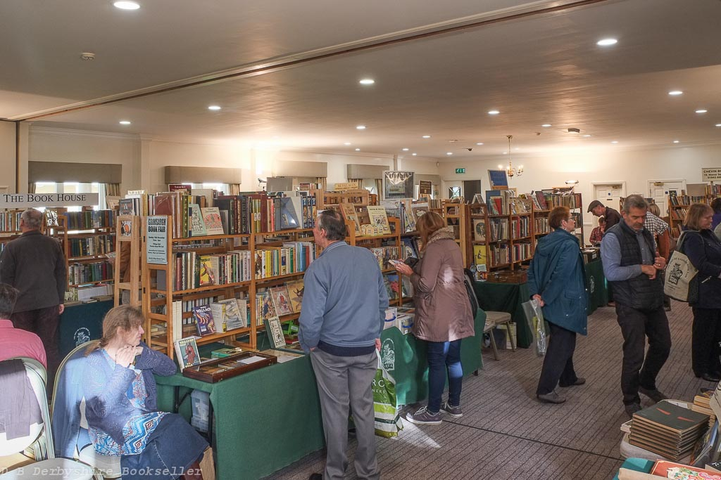Illustrated, Childrens and Detective Fiction Book Fair  2018