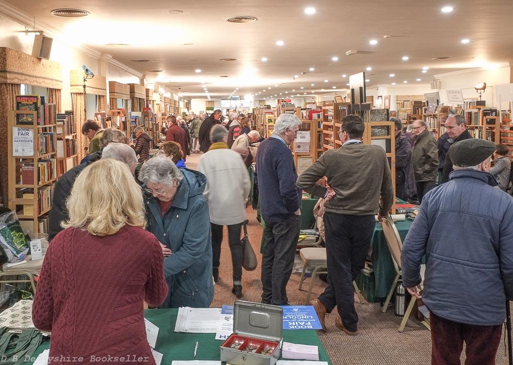 Harrogate Book Fair   16th and 17th March 2018